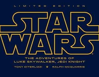 The Adventures of Luke Skywalker, Jedi Knight (Limited Edition)