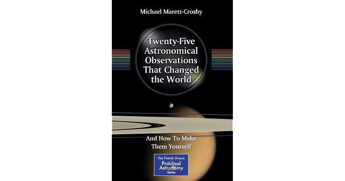 He helped created modern astronomy