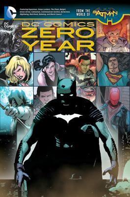 DC Comics: Zero Year