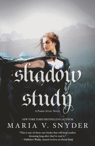 Shadow Study (Soulfinders, #1; Study, #4)