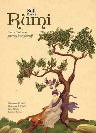 Sufi Comics - Rumi (Volume 1)