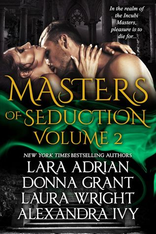 Masters of Seduction Volume 2 (Masters of Seduction #5-8)