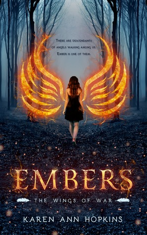 Embers (The Wings of War, #1)