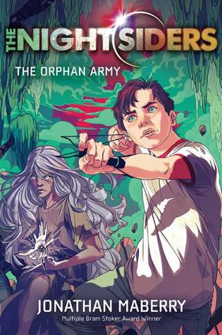The Orphan Army (The Nightsiders, #1)