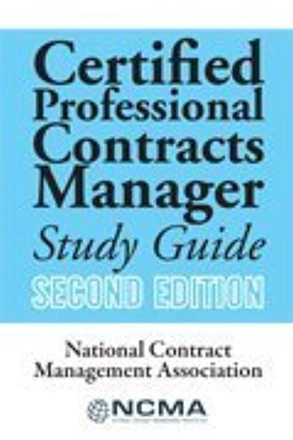 certified professional contracts manager cpcm study guide by rh goodreads com cpsm study guide pdf cpsm study guide 2