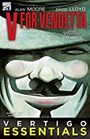 Vertigo Essentials: V for Vendetta  #1 (Vertigo Essentials 2014: V for Vendetta 1))