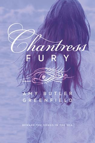 Chantress Fury (Chantress, #3)