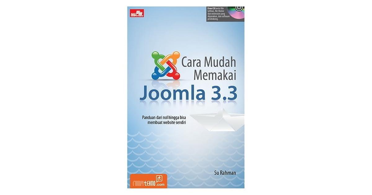 Cara Mudah Memakai Joomla 3.3 + CD by Su Rahman