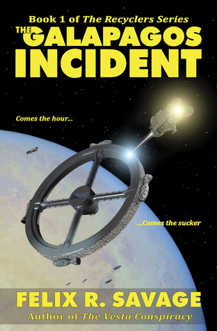 The Galapagos Incident by Felix R. Savage