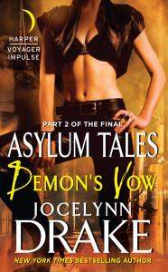 Demon's Vow (The Asylum Tales #3.2)