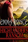 Highlander's Ransom (Sinclair Brothers Trilogy, #1)