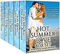 Hot Summer Love Box Set: Five Full-Length Sexy & Seductive Summer Sizzles