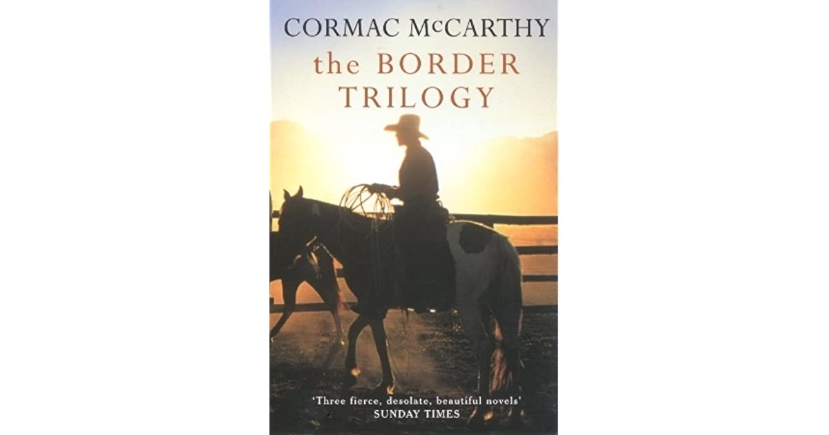 an examination of the novel the crossing by cormac mccarthy The crossing cormac mccarthy we now know of cormac mccarthy as an author who produces high-quality work and sells an incredible number of books, and as a pulitzer-prize winning author.