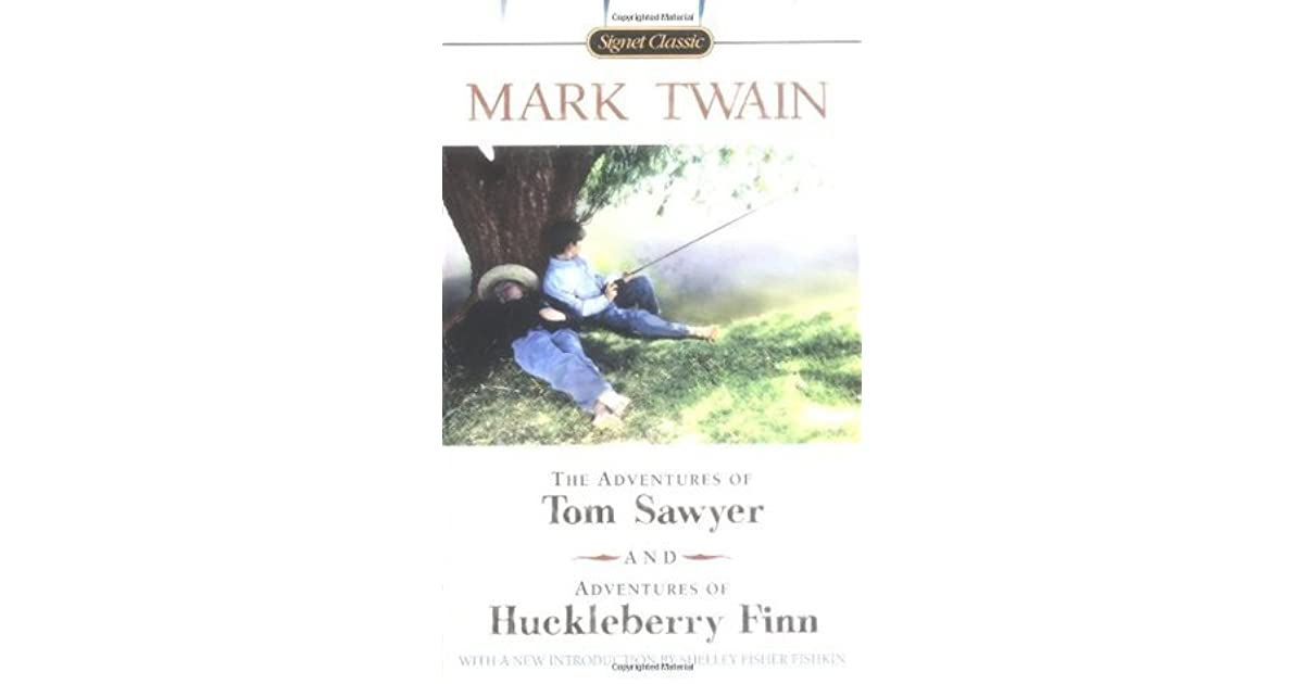 an analysis and a summary of the adventures of tom sawyer
