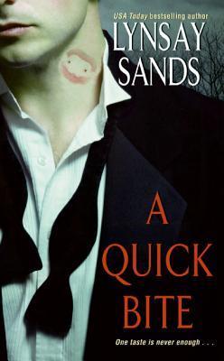 A Quick Bite (Argeneau #1) by Lynsay Sands