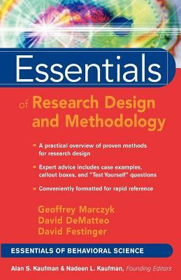 Essentials of Research Design and Methodology by Geoffrey R