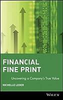 Financial Fine Print
