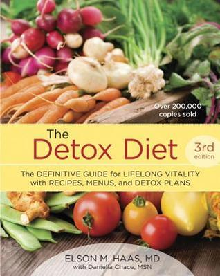 Detox Diet, Third Edition: The Definitive Guide for Lifelong Vitality with Recipes, Menus, and Detox Plans (Revised)