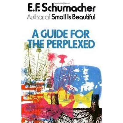 A guide for the perplexed by ernst f. Schumacher.