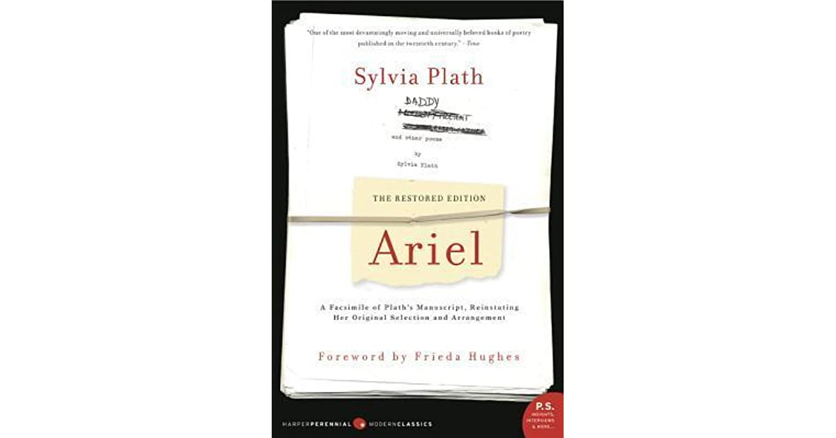 Ariel Sylvia Plath Ebook