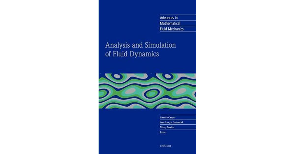 Analysis and Simulation of Fluid Dynamics  Advances in