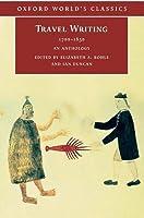 Travel Writing 1700-1830: An Anthology