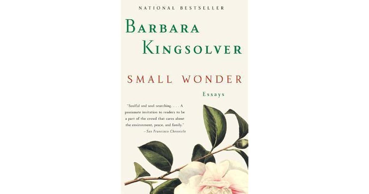 analytical response to barbara kingsolver's stone