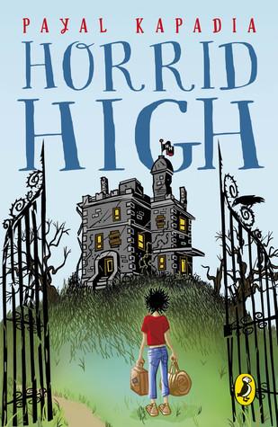 Horrid High (Horrid High, #1)