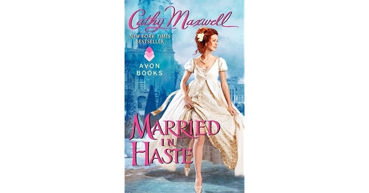 Marriage in Haste