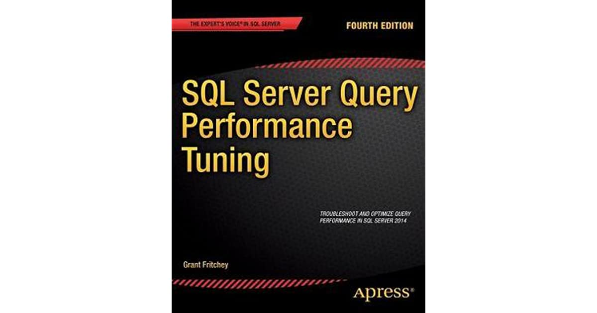 Sql Server 2008 Query Performance Tuning Distilled Ebook