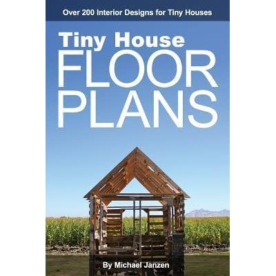14427964._UY400_SS400_ tiny house floor plans over 200 interior designs for tiny houses,Tiny House Floor Plans Book