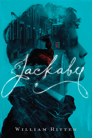 "Book cover of ""Jackaby"" by William Ritter"