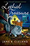 Lethal Treasure (Josie Prescott Antiques Mystery #8)