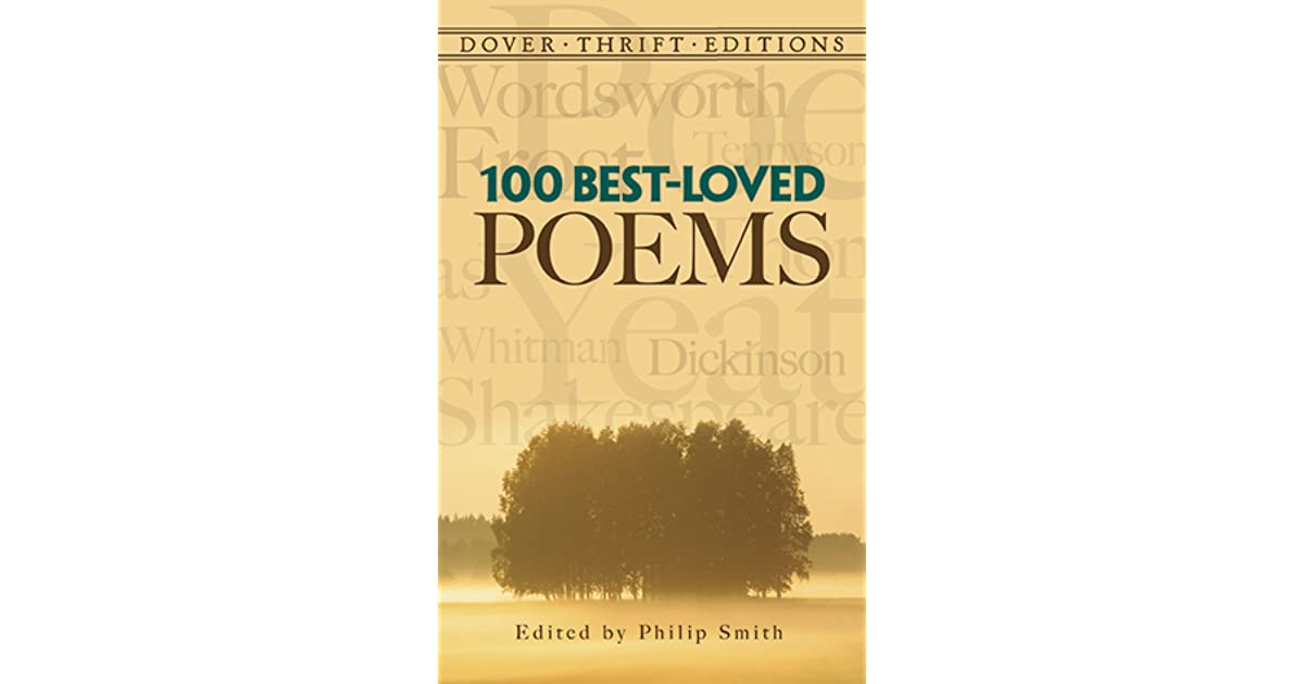 100 Best-Loved Poems by Philip Smith