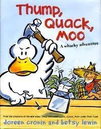 Thump, Quack, Moo: A Whacky Adventure