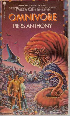 Read Omnivore Of Man And Manta 1 By Piers Anthony