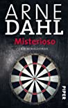 Misterioso (A-gruppen, #1) ebook review