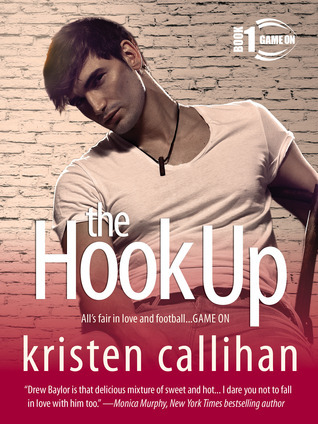 The Hook Up (Game On, #1)