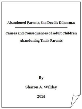 The Devil's Dilemma by Sharon Ann Wildey