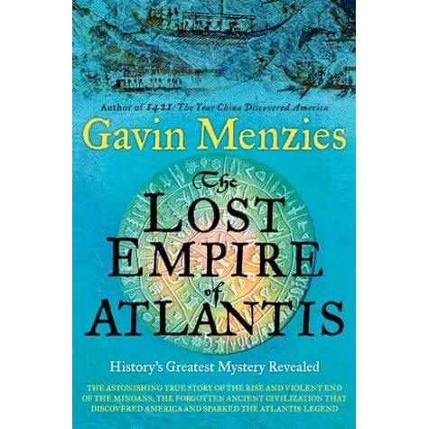 The Lost Empire of Atlantis: History's Greatest Mystery