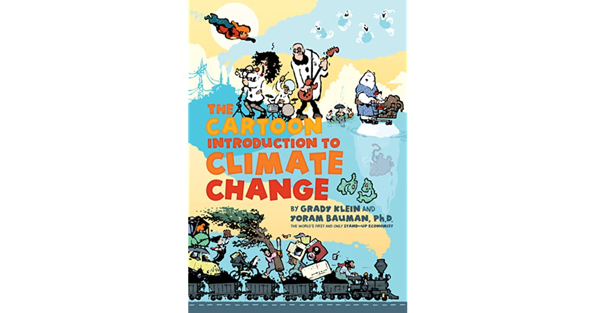The cartoon introduction to climate change by yoram bauman fandeluxe Image collections