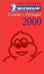 Michelin THE RED GUIDE España & Portugal 2000