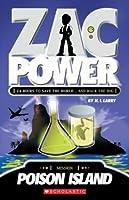 Poison Island (Zac Power, #1)