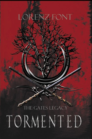 Tormented (The Gates Legacy, #2)