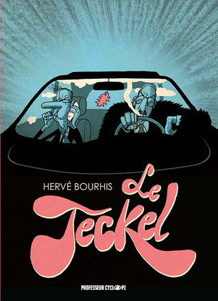 Le Teckel by Hervé Bourhis