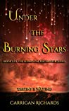 Under the Burning Stars (Elemental Enchanters #2)