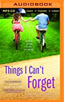 Things I Can't Forget (Hundred Oaks #3)