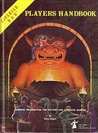 Advanced Dungeons & Dragons Players Handbook