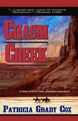 Chasm Creek by Patricia Grady  Cox