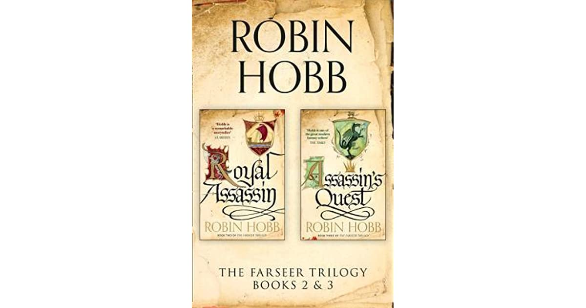 The Farseer Series Books 2 And 3 Royal Assassin Assassins Quest
